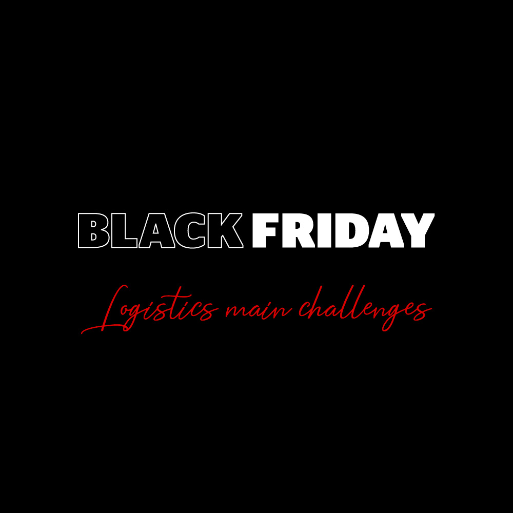 Black Friday: un avvenimento impossibile senza la logistica